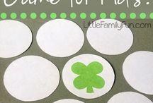 Kids St Patrick's day crafts / by Annette Johnson