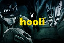 HOOLI - The Original / Hooli - The Original www.hooli.it Powered by  www.toogether.it