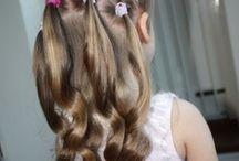 Madera y peinados