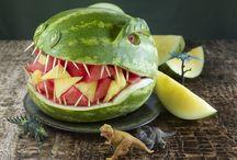 Fun and creative food