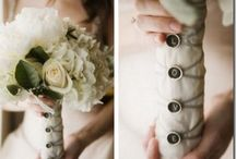 Shabby Chic/Western Wedding / An eclectic mix of Shabby Chic, western and literary influences.