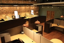 ROI Inspired Workspaces / Custom Manufactured Spaces