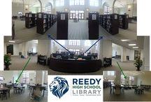 #ReedyLibrary Information