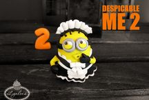 Despicable Me Party Inspiration / Ideas for a Despicable Me and Minion themed celebration.