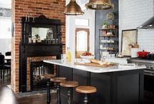 INSPIRATION: Bistro kitchen