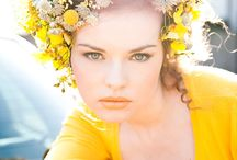 Yellow / by Coastside Couture Heidi