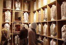 Museo di Palazzo Mocenigo / The Museo di Palazzo Mocenigo is a palazzo near the Church of San Stae, south of the Grand Canal in the sestiere of Santa Croce in Venice, Italy. It is now a museum of fabrics and costumes, run by the Fondazione Musei Civici di Venezia.