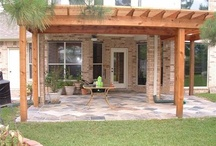 backyard remodel / by Suzan Engler