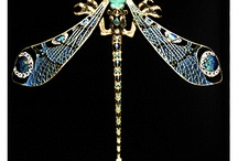 Dragonflies-my spirit totem / by Stitch Ross