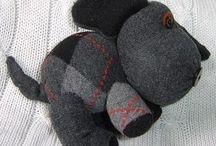 Sock Crafts / by Lori Harach