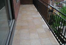 Balcony Repairs & Sealing