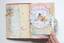 Altared Book Scrapbook