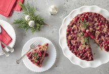 Christmas Desserts! / by Laura Theodore, the Jazzy Vegetarian