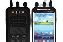 Samsung Galaxy S3 WalkieTalkie deksel / Samsung Galaxy S3 WalkieTalkie deksel