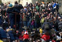 #CarnavaldelToro 2016 #CiudadRodrigo #Salamanca.