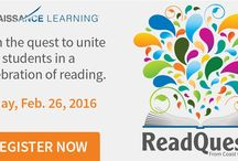 ReadQuest / ReadQuest, formerly known as Read the Most Coast to Coast, is a one-day event that brings hundreds of thousands of students together to celebrate the power of reading—for fun and discovery!