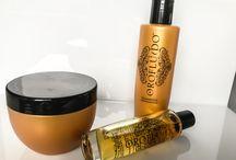Włosy / Tylko sprawdzone produkty do pielęgnacji włosów osłabionych, blond po zabiegach koloryzacji.
