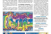 """Projecte art """" Graffiti"""""""