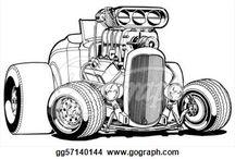 Speed&co. : RATRODZ, 60s Kustom Kulture, Ed Roth, George Barris ...