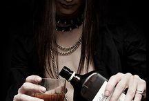 goth, dark, vamp