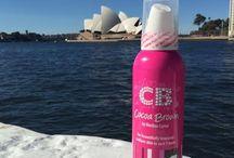 #CocoaBrownAustralia