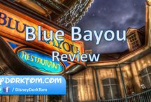 Disneyland Restaurant Reviews / Reviewing restaurants at #Disneyland to help you decide if you want to eat there or not!