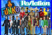 Funko ReAction Figures
