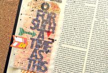 Journaling Bible / by Amy Mallory