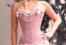 Corsets and other Lingerie
