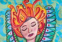 Mental Health Art Published