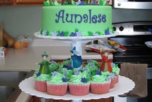 Cakes & Cake Ideas / by Janelle Read