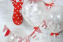 Большие воздушные шары / Оформление шарами by TolstiyAngel | big balloons ideas