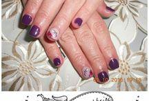 Nails by Antonia Tsaktsiri
