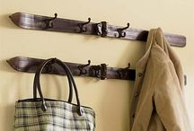 shelfs and wall hangers