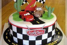 cars birthday party 4