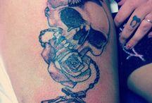Here's a few tatts of mine / Tattoos