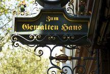 Zum Gemalten Haus / Apfelweinlokal, Frankfurt am Main