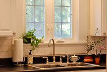framed windows molding