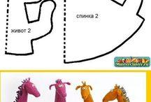 material animals