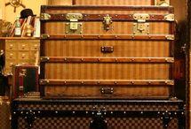 Vintage Luggage / by Michael Evans