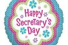 secretarys day / by Edward Haw
