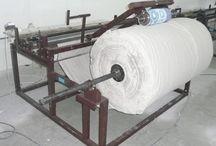 Derulator Gofrator cu pretaiere al rolelor de hartie igienica din reciclata sau celuloza