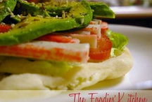 Savory / by The Foodies' Kitchen