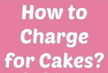 Cake charging