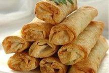 Air fried foods