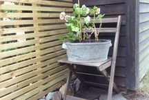 Garden and interior design inspiration / Bits and pieces that inspire me and hope to inspire others