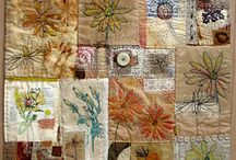 Language of Flowers quilt ideas