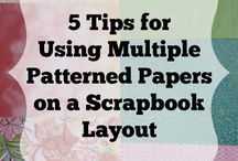 Hobbies and crafts / Learn to scrapbook