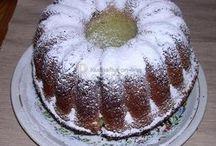 Recepty sladké muffiny a bábovky