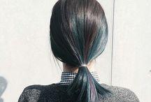 머리 색깔